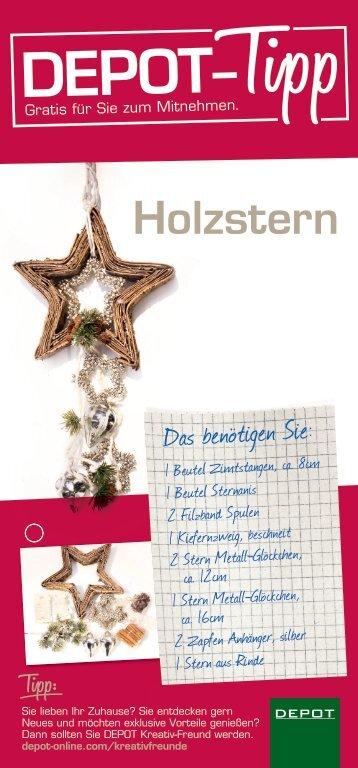 Holzstern Magazine