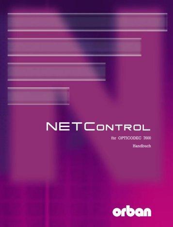 NETControl - Orban