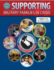 l Crisis Support Guide for Military Families 2014 1