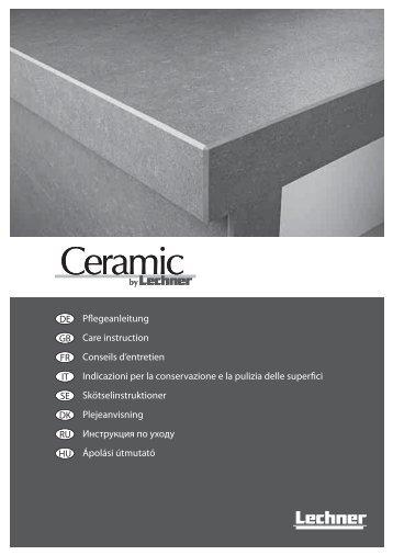 Pflegeanleitung Ceramic 2010f.indd
