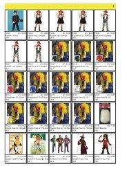 Fasnachtskostüme 1 - Bazar-Shop.ch