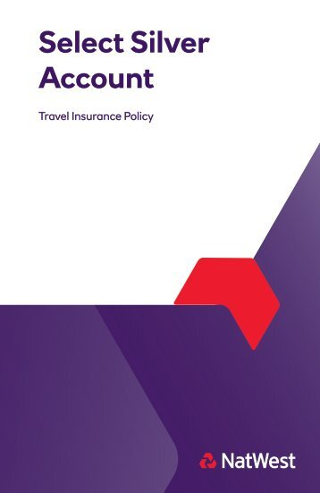 Silver Travel Insurance Natwest Lifehacked1st Com