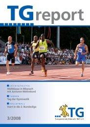 TG-Report 3 / 2008 als pdf-Datei - TG Biberach