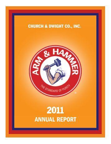 2011 Annual Report - Church & Dwight