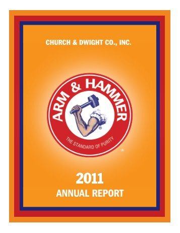2011 Annual Report - Church & Dwight