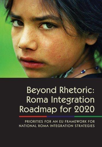 Roma Integration Roadmap for 2020