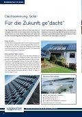 Dachsanierung, Solar - Seite 2