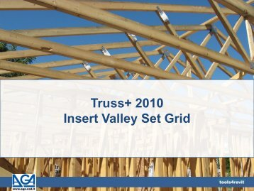 Insert Valley Set Grid