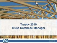 Truss Database Manager