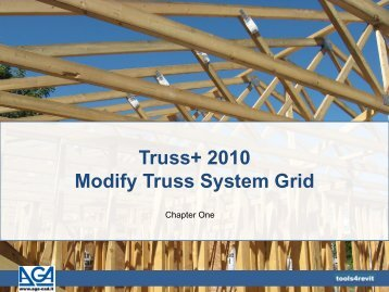 Modify Truss System Grid