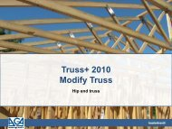 Modify Truss