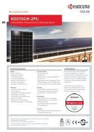 KD215GH-2PU - energy-team.at - Solarzelle Waldviertel