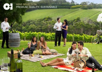 Australia Wine Products Catalogue