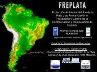 Protección ambiental del Río de la Plata y su frente marítimo