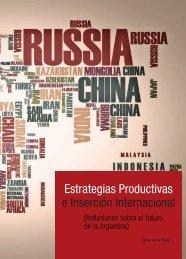 Estrategias Productivas e Inserción Internacional
