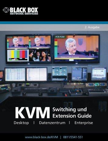 Black Box Catalogue (German):  KVM Guide