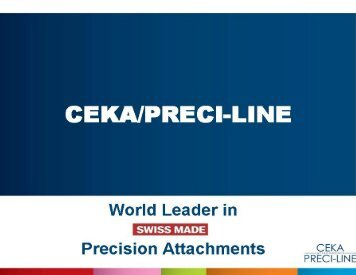 Microsoft PowerPoint - INTRODUCTION-E.ppt - Ceka - Preciline Home