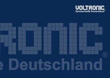 voltronic e-catalog 2012 gb - Voltronic Germany