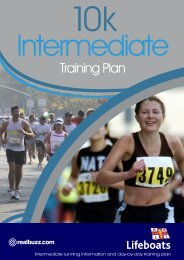 10K Intermediate Training Plan - RNLI