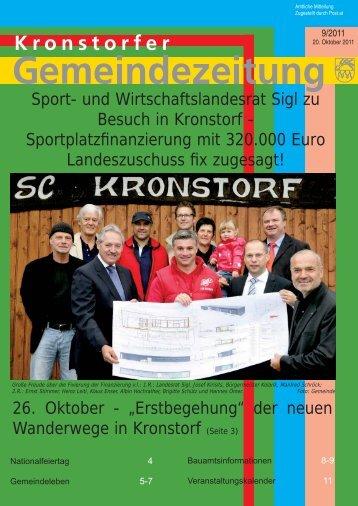 898 KB - Kronstorf