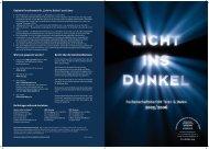 """""""Licht ins Dunkel"""" 2006 - Licht ins Dunkel - ORF"""