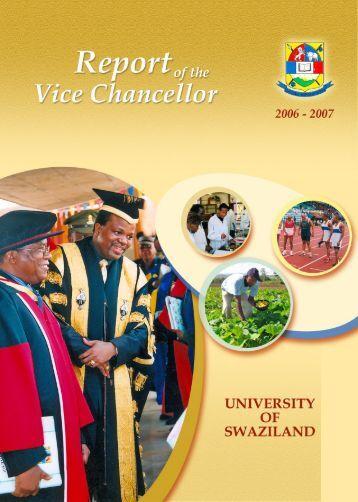 2006/2007 - University of Swaziland