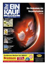 Ab Do.,12.6.2003 Die Zielpunkt - Ihr Einkauf | online