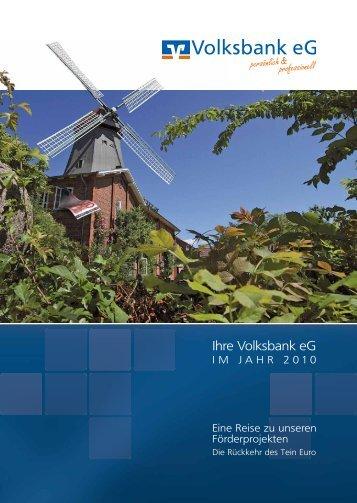 Ihre Volksbank eG - Volksbank eG Osterholz-Scharmbeck