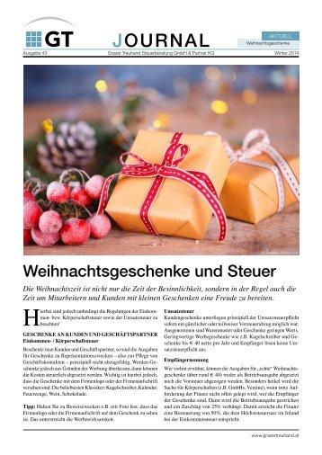 GT-Journal Nr. 43
