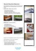 Sanitär-Ausstattungen für Schulen - Gabler  Bauspezialartikel - Page 4