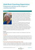Gold Rush Coaching Supervision - Page 3
