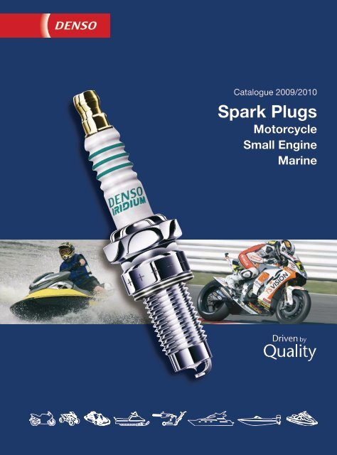 Iridium Spark Plugs - Denso-am eu