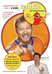 MADDIN - Wir sind Comedy