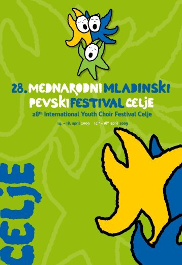 28 International Youth Choir Festival Celje