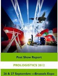 Les visiteurs de PROLOGISTICS 2012