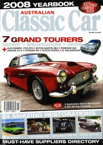 or click on the image - Vintage Sports Car Club of WA inc.