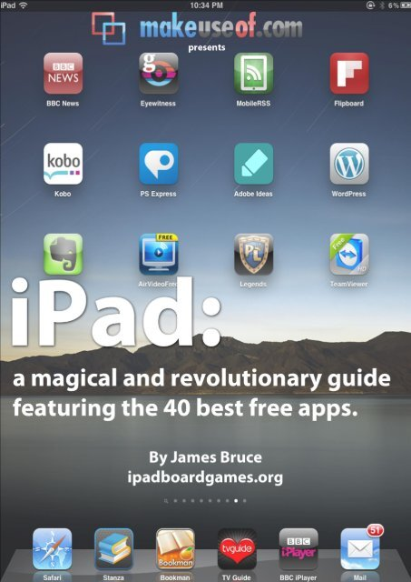iPad: A Magical and Revolutionary Guide - NorthStarNerd.Org
