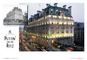 Puttin' Ritz - Charlatan Magazine