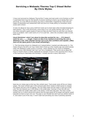 webasto air top hl32 d workshop manual. Black Bedroom Furniture Sets. Home Design Ideas