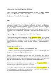 1 Dimensioni Europian i Sigurimit të Cilësisë