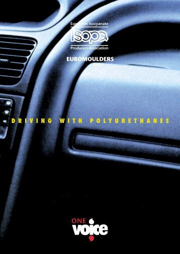 DRIVING WITH POLYURETHANES