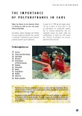 DRIVING WITH POLYURETHANES - Page 3