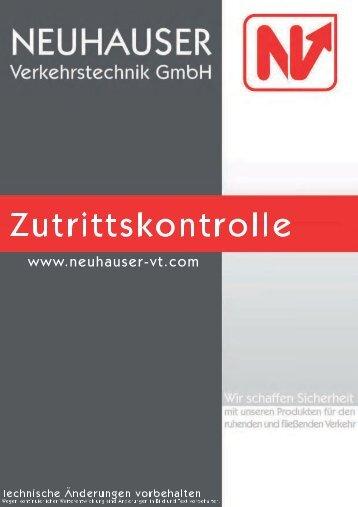 Zufahrts- und Zutrittskontrolle (PDF 14,3 MB)