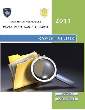 Inspektorati Policor i Kosovës