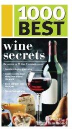 1000 Best Wine Secrets - Vinum Vine