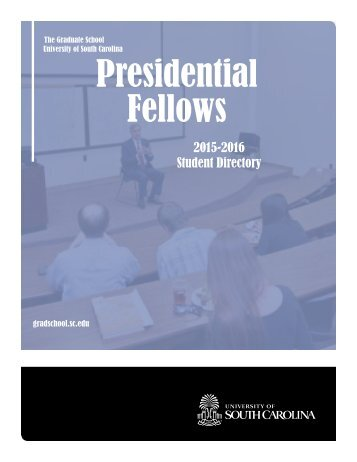 Presidential Fellows