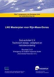 LNG Masterplan voor Rijn-Maas-Donau