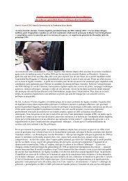 Article soumis pour publication par le chercheur Serge Dupuis.