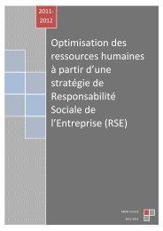 Lire le document intégral - RSE et PED