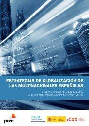 Estrategias de globalización de las multinacionales españolas
